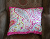Shannon Fabrics Rose Cuddle, 58-60# wide, Magenta