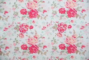 Fabric Nostalgic Romance from Vintage Chic Capsules Collection, Art Gallery Fabrics, CAP-VC-5000