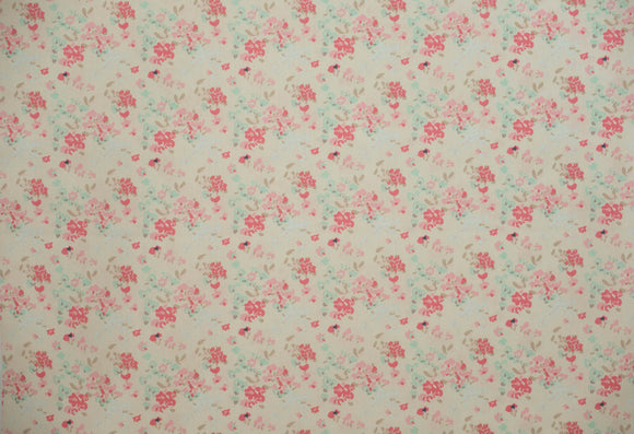 Fabric  Vintage Florets from Vintage Chic Capsules Collection, Art Gallery Fabrics, CAP-VC-5002