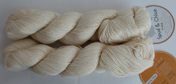 Blue Sky Fibers, Fine, solids (Spud and Chloe)