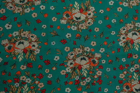 Fabric Soulmate Blooms Lust from Art Gallery, Love Story Collection LVS-38804
