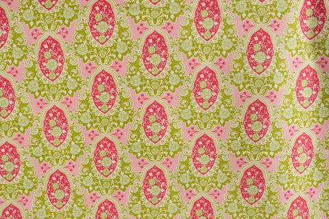 Fabric from Tilda, Sunkiss Collection, Charlotte Pink 100032