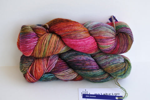 Malabrigo Yarn Mechita