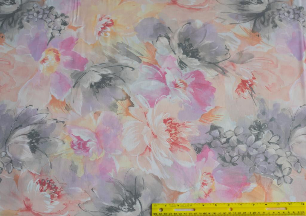 Quilting Fabric Bokashi Bouquet from Michael Miller, CJ5787-CONF-D
