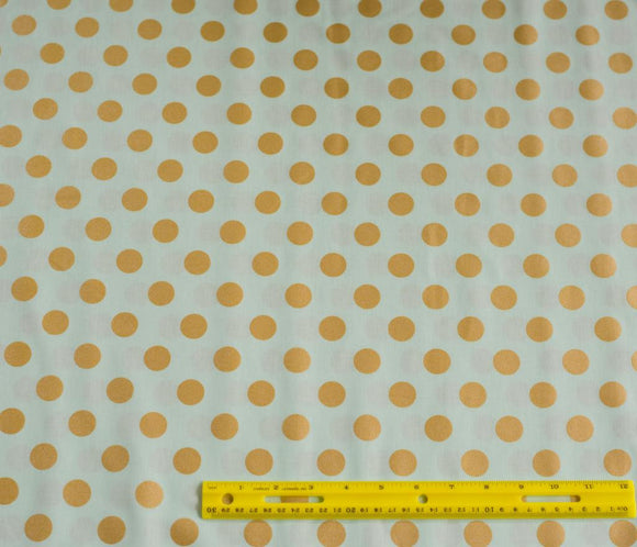 Quilting Fabric Quarter Dot Pearlized by Michael Miller MC3744-MIST-D