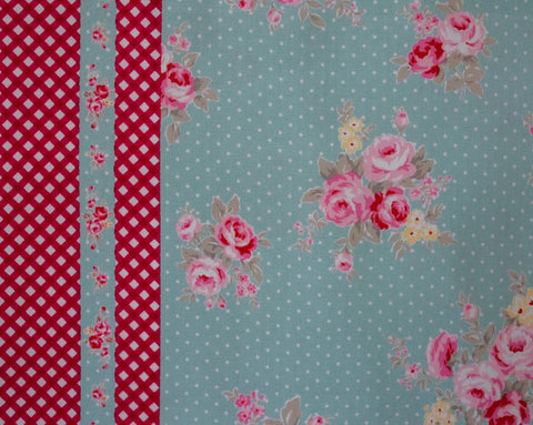 Quilting Fabric Lecien Flower Sugar Mason lcn40400-60