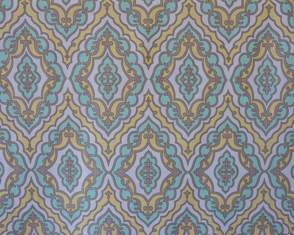Quilting Fabric Michael Miller Girl's Best Friend, Aqua, SG6373-AQUA-D