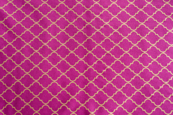Quilting Fabric Chandelier QUTTRO Boysenberry by Moda Fabrics  32985 39M
