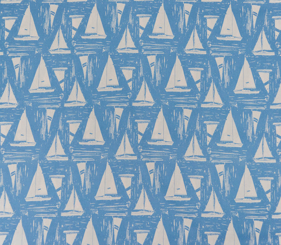 Fabric Sailcloth Quietude  from Art Gallery, Coastline Collection CTL-49902