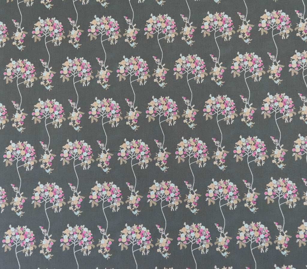 Fabric Tree Fleur Sombre from Art Gallery, Cherie Collection CHE-8806
