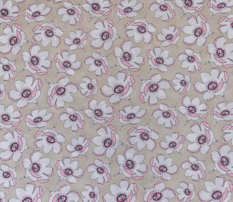 Fabric Plummet Magnolia from Art Gallery, Cherie Collection CHE-8808