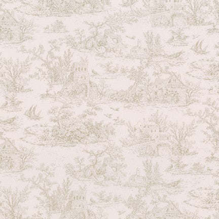 Fabric SRK-18766-15 IVORY from Meredith Collection, from Robert Kaufman