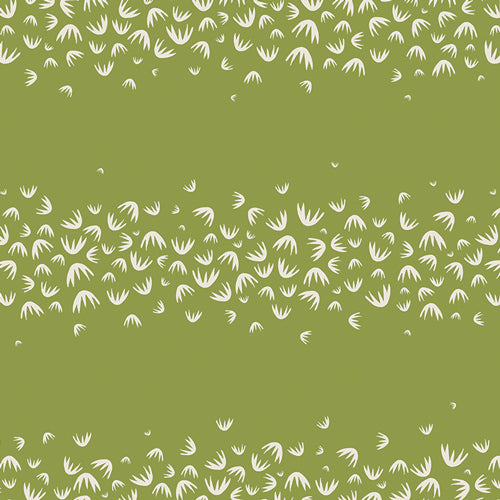 Fabric Magija Olive from Art Gallery Fabrics, Tallin Collection, TAL-75301