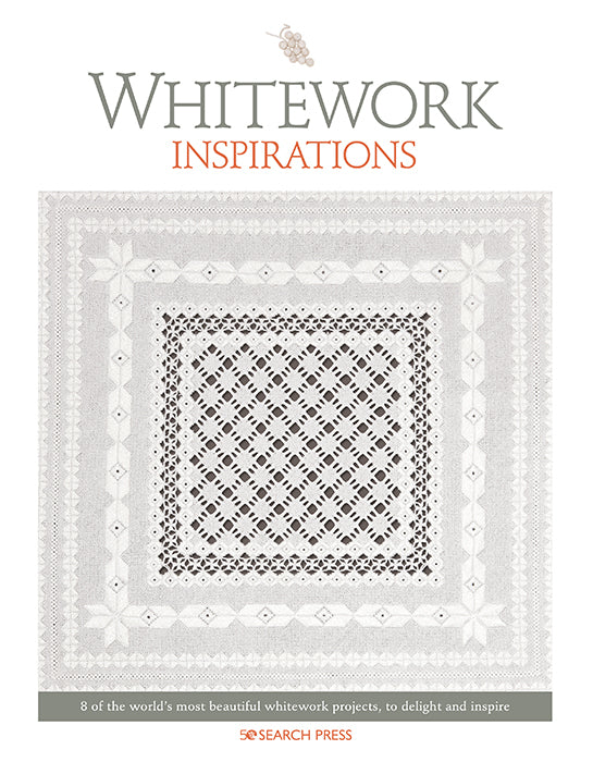 Whitework Inspirations - Embroidery Book from Australia SP8326