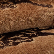3-Horse 3-PC Embroidered Towel Set, Mocha