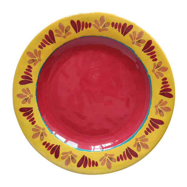 Bonita Melamine Collection Dinner Plate, 4 PC