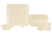 Savannah 5 Piece Completer Set Cream
