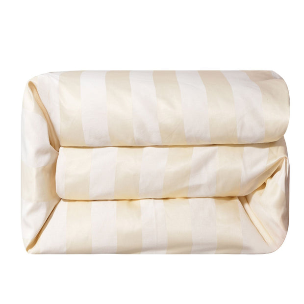 Hollywood Cabana Stripe Duvet Cover (Super King/Queen)