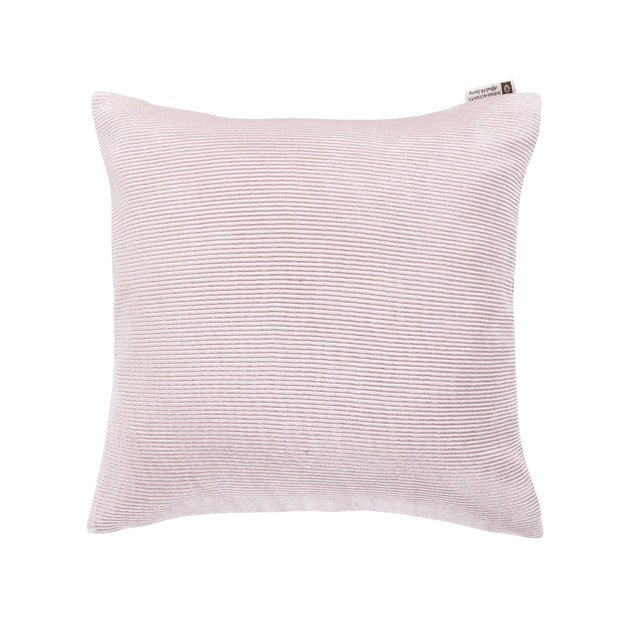 Pink Velvet Throw Pillow, 18x18