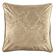 Diane Plush Embossed Velvet Euro Sham, 2 Colors