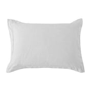Washed Linen Tailored Pillow Sham, 4 Colors