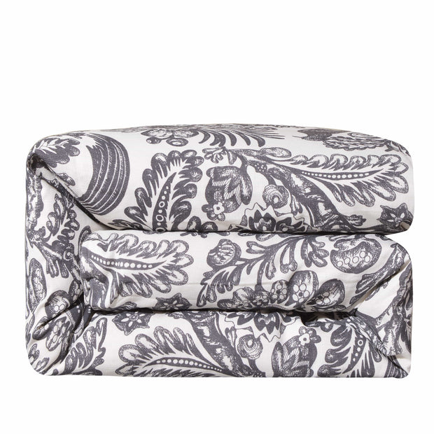 Augusta French Toile Duvet Cover (Super King/Queen)
