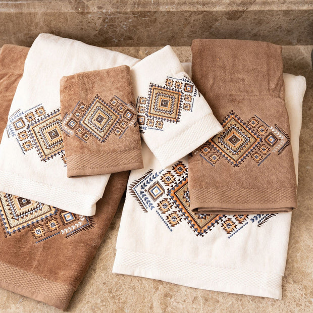 Sedona Aztec 3-PC Bath Towel Set