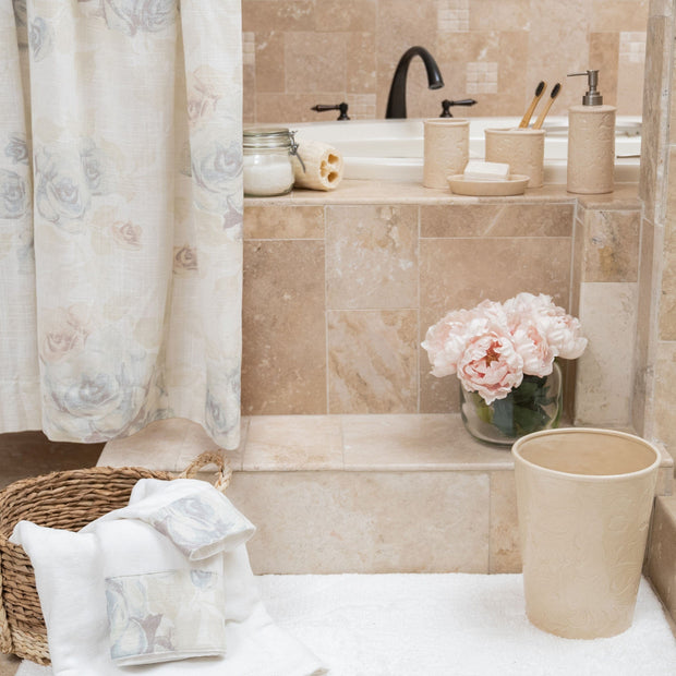 Rosaline 9 PC  Bathroom Lifestyle