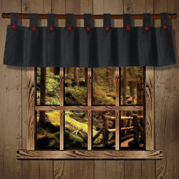 "Dakota Valance, 84""X18"""