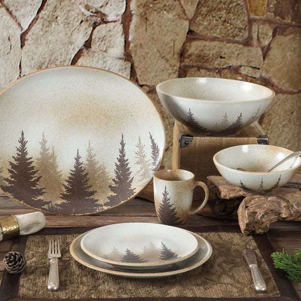 Clearwater Pines Serving Bowl