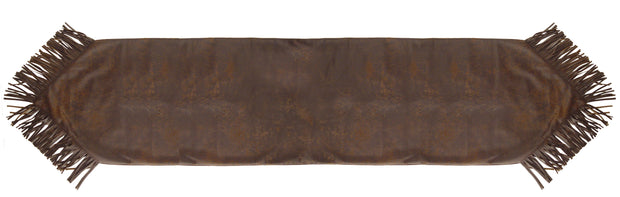 "Faux Leather Runner, 16""X72"""