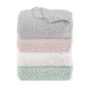 Pebble Creek Super Soft Throw Blanket, 4 Colors