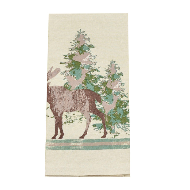 Scenery Tree Tea Towel