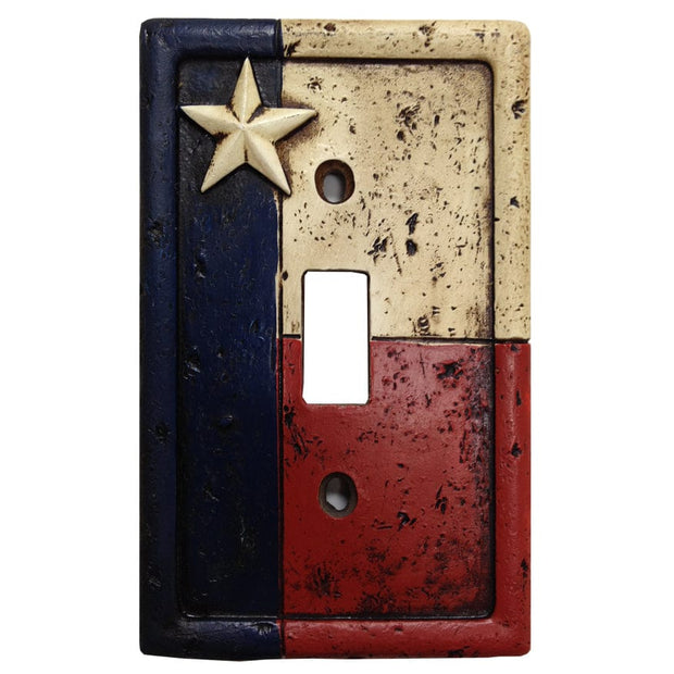 Texas Switch Plate Cover