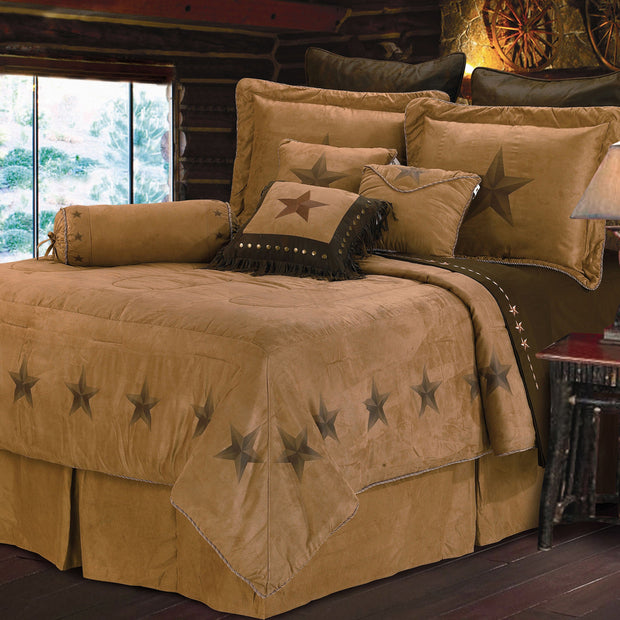 Luxury Star 5 PC Comforter Set, Twin