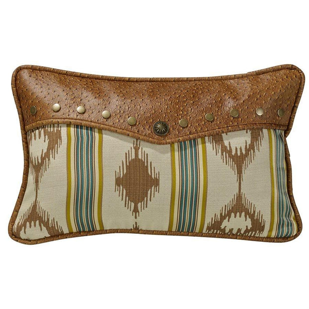"Alamosa Envelope Pillow, 13""X21""-HiEnd Accents."
