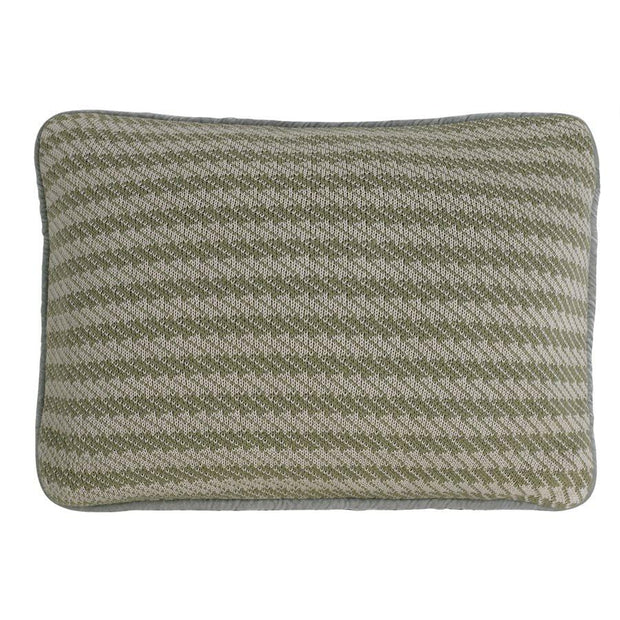 Arlington Knitted Throw Pillow