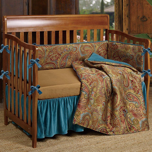 Baby San Angelo 4-PC Crib Bedding Set