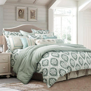 Belmont 4-PC Farmhouse-Style Bedding Set