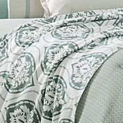 Belmont Duvet Cover, Graphic Print (King/Queen)
