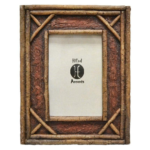 Birch Twig Picture Frame (4x6/8x10)