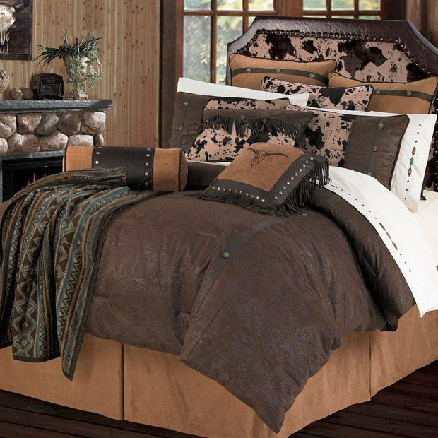 Caldwell 5-PC Western Comforter Set
