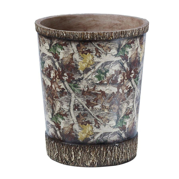 Camo Waste Basket