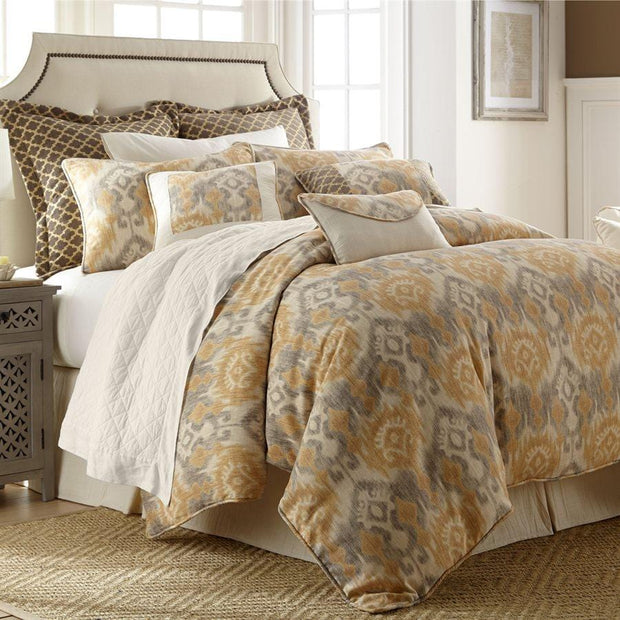 Casablanca 4-PC Comforter Set (Super Queen)