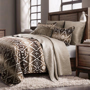 Chalet Aztec 3-PC Comforter Set