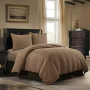 Clifton Houndstooth Comforter Set