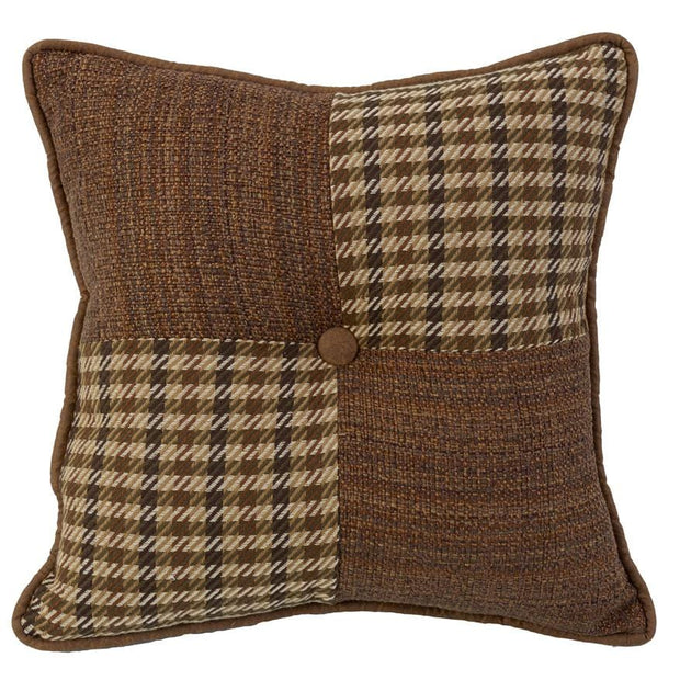 Crestwood Tweed & Herringbone 5-PC Bedding Set