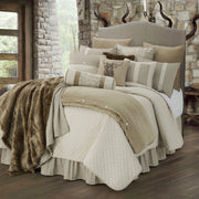 Fairfield Linen Coverlet Set