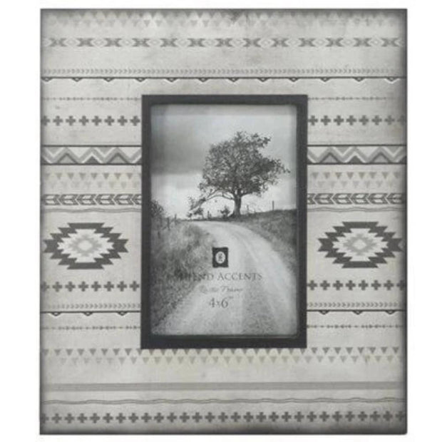 Free Spirit Aztec Picture Frame, 4x6