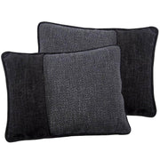 Hamilton 4-PC Comforter Set, Charcoal Gray